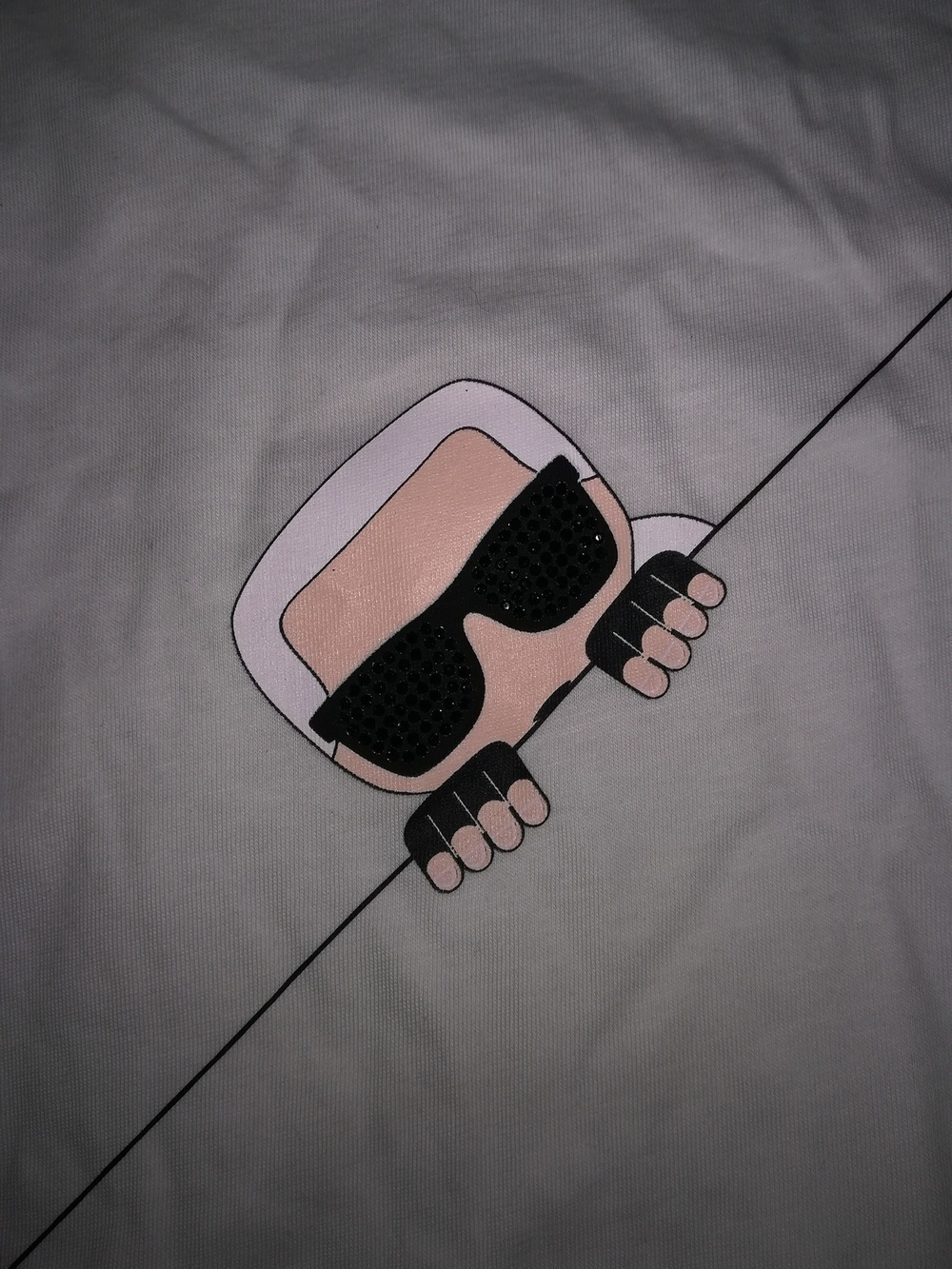 T-shirt Karl Lagerfeld 3