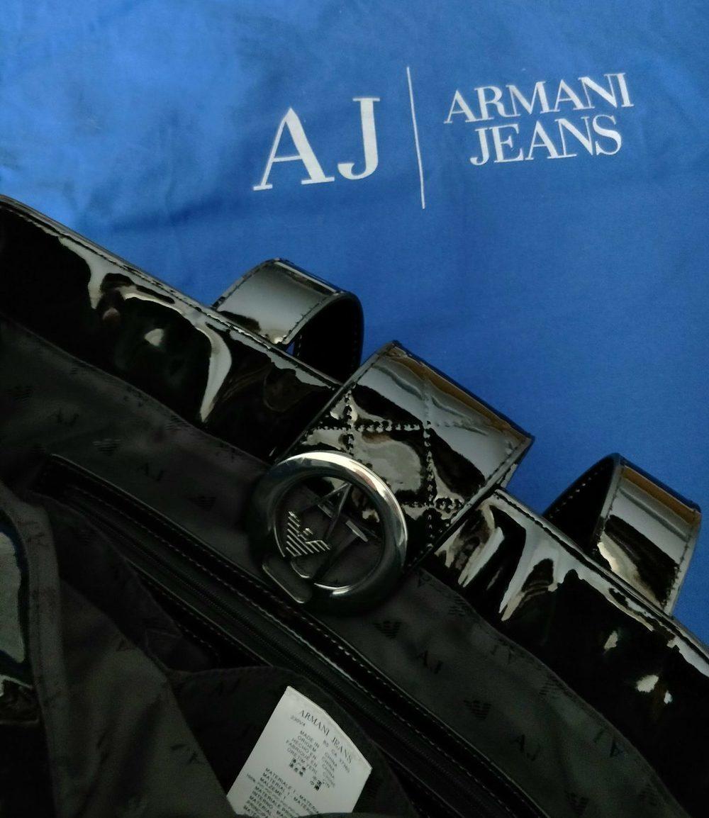 Mala Armani Jeans 1