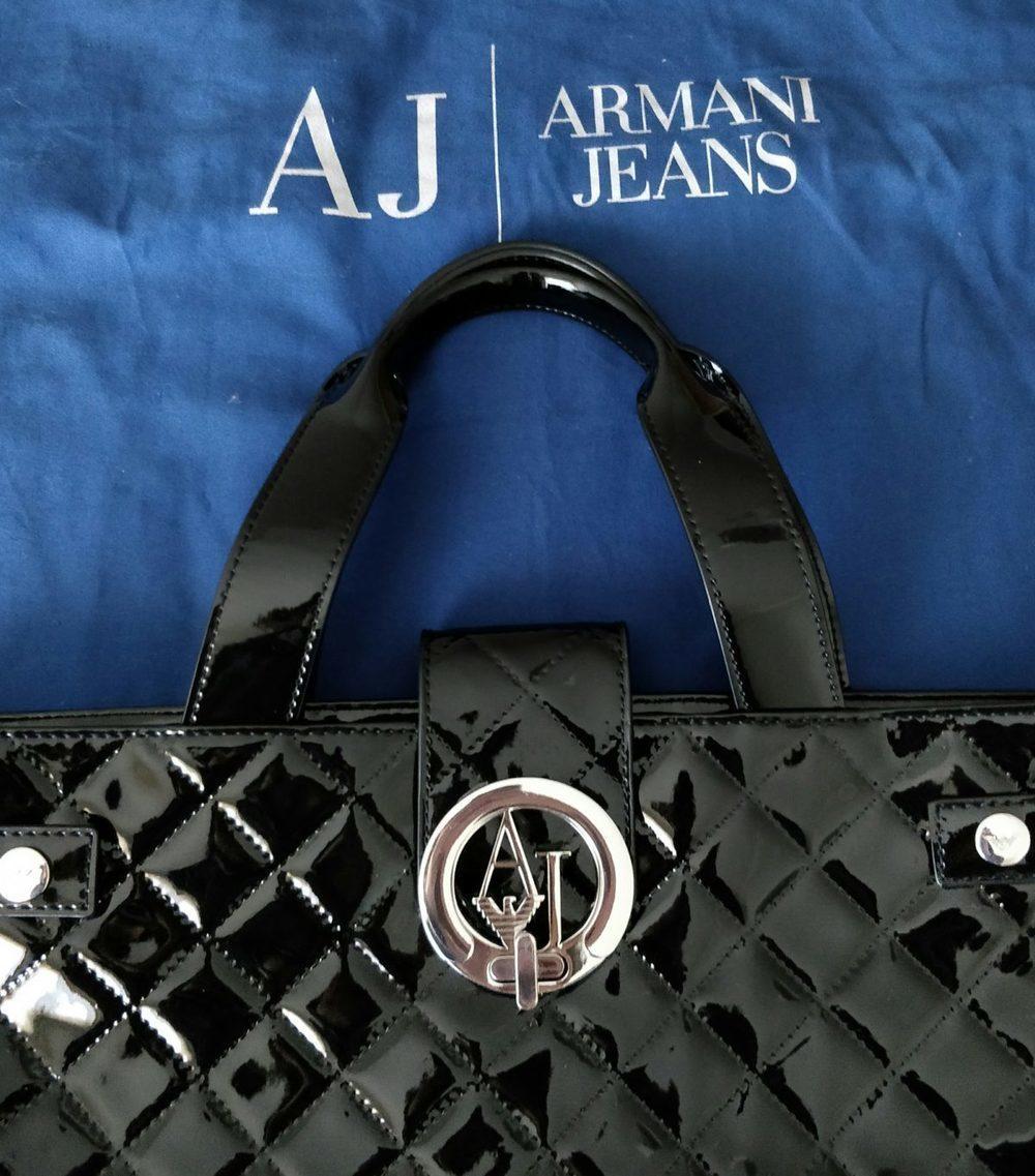 Mala Armani Jeans 2