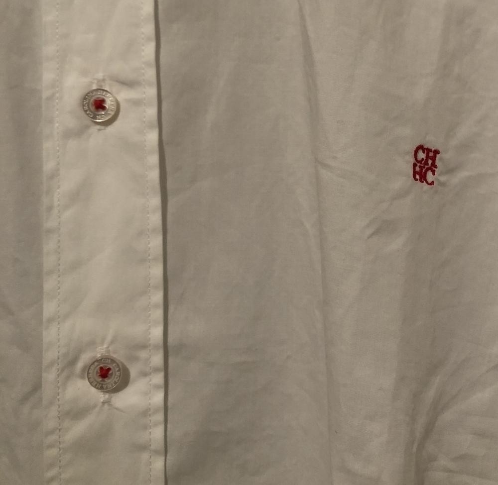 Camisa Carolina Herrera (L) NOVA (Com etiqueta) 2
