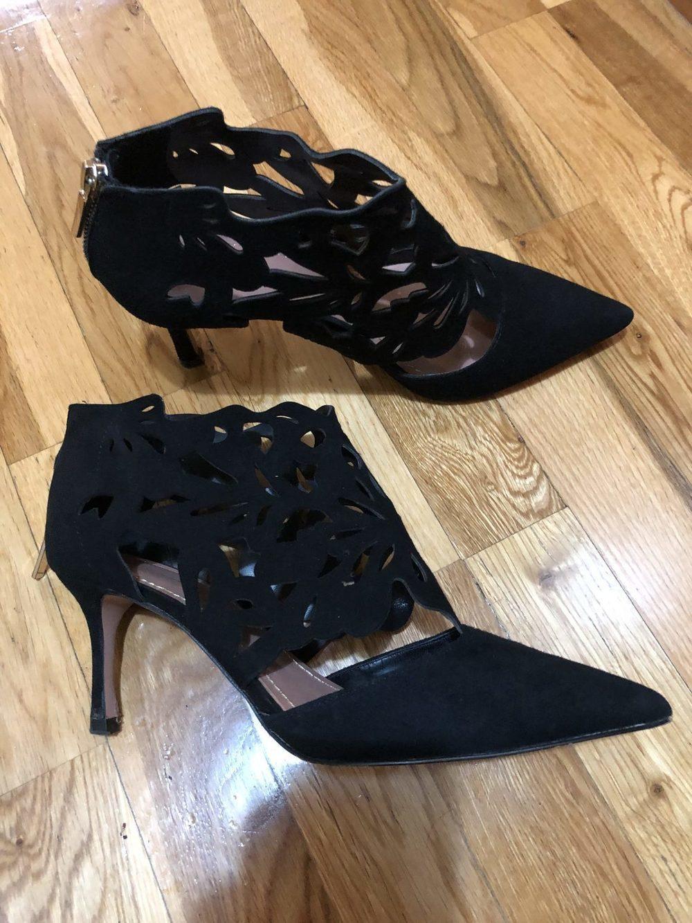 Sapatos cerimónia Zara 4