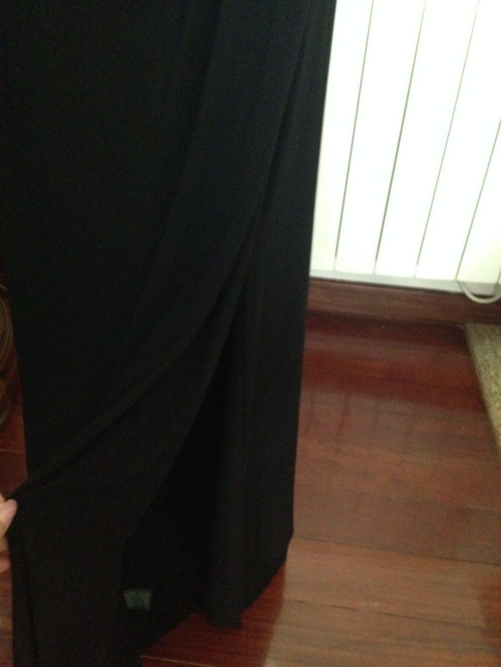 Vestido Preto comprido de cerimónia- Ralph lauren. 3