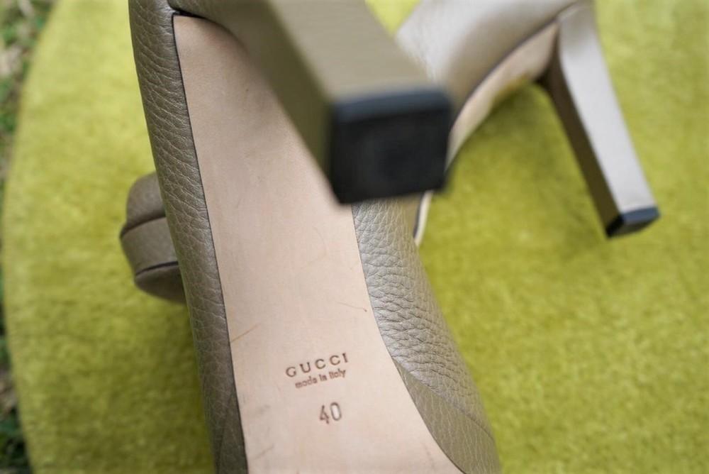 Sapato Gucci Salto Alto 2