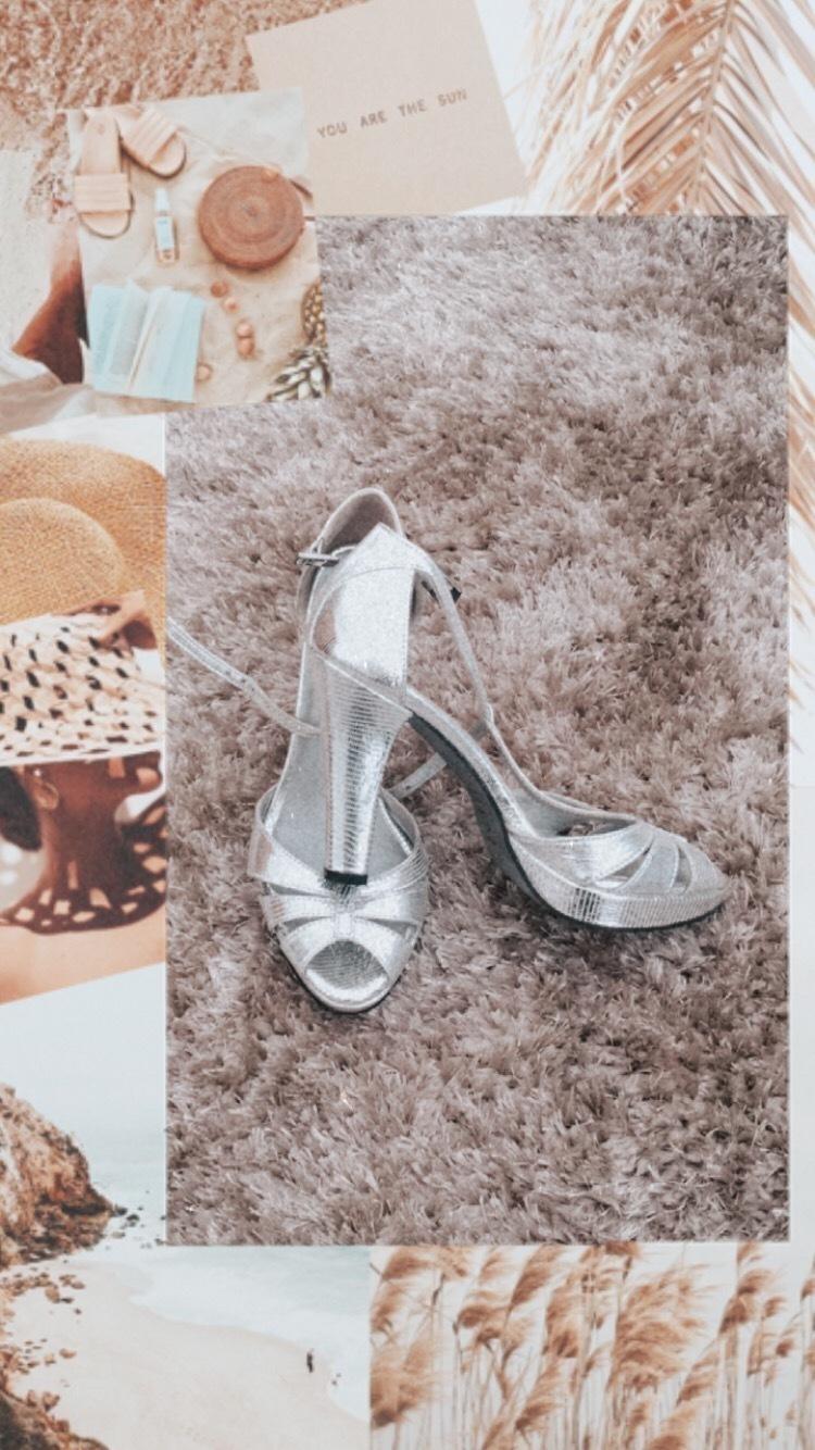 Sapato elegante que combina bem com tudo 2