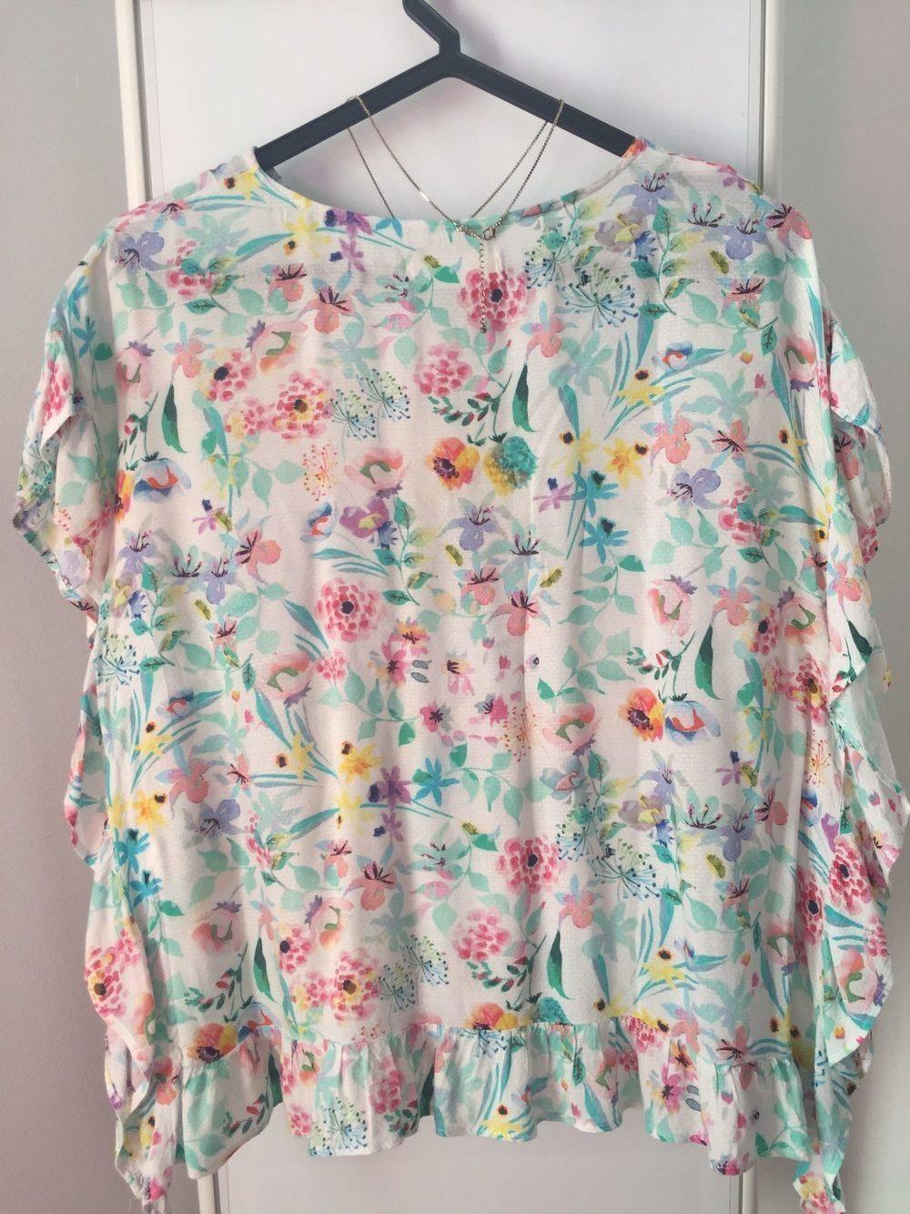 Blusa Zara como nova, tamanho S, 6€ 1