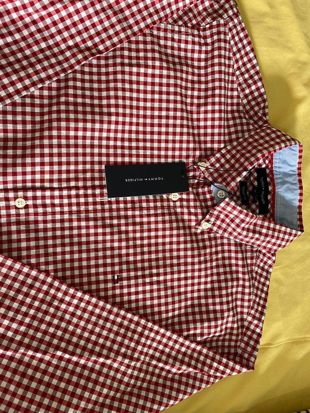 Camisas novas da Tommy Hilfiger 1
