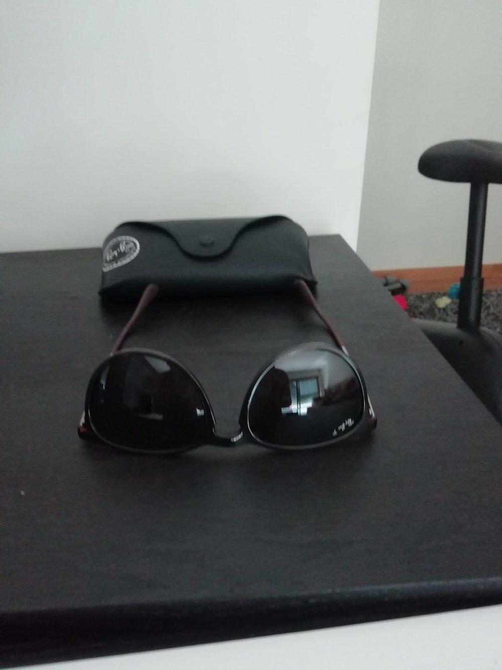 Óculos Sol Ray ban polarized 1