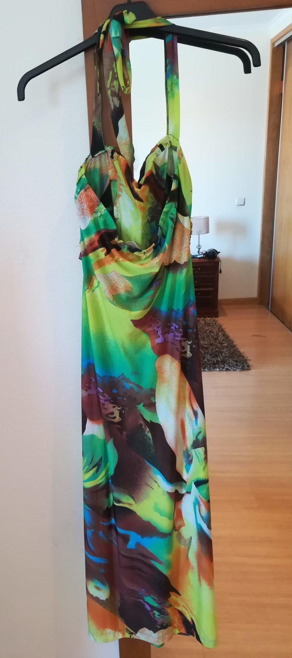 Vestido super fresco 1