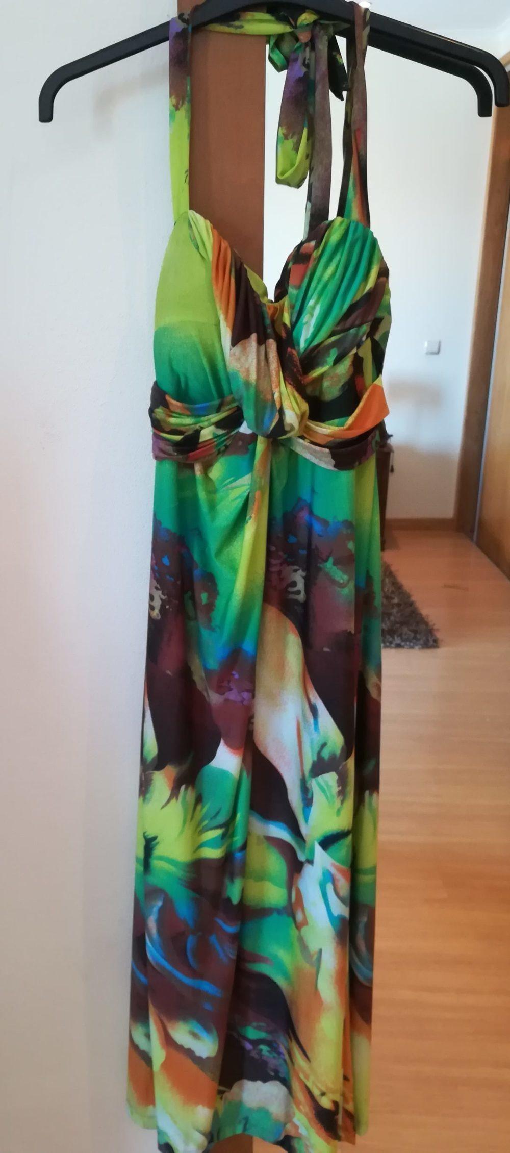 Vestido super fresco 2