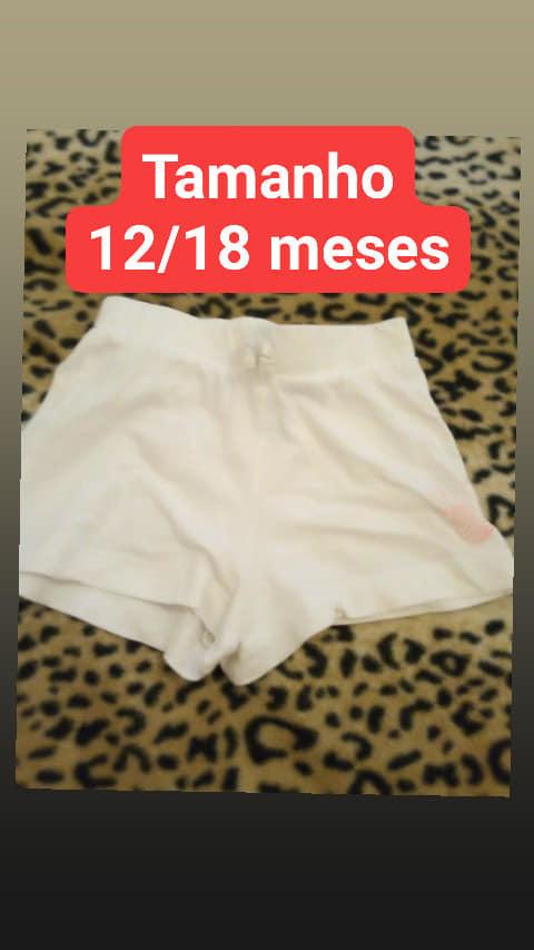 vendo pecas de roupa de meninas de varios tamanhos 4