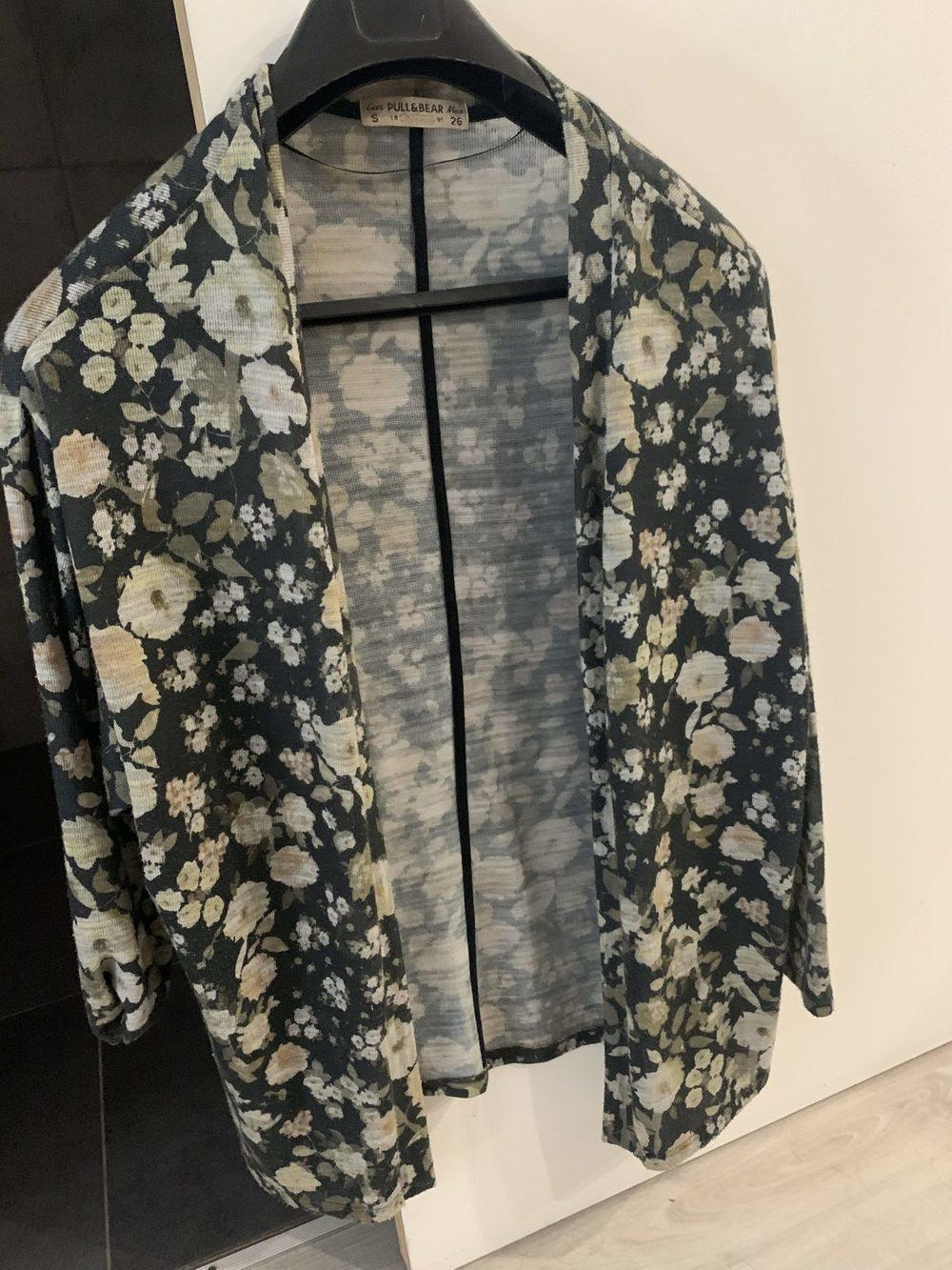 Kimono floral 1