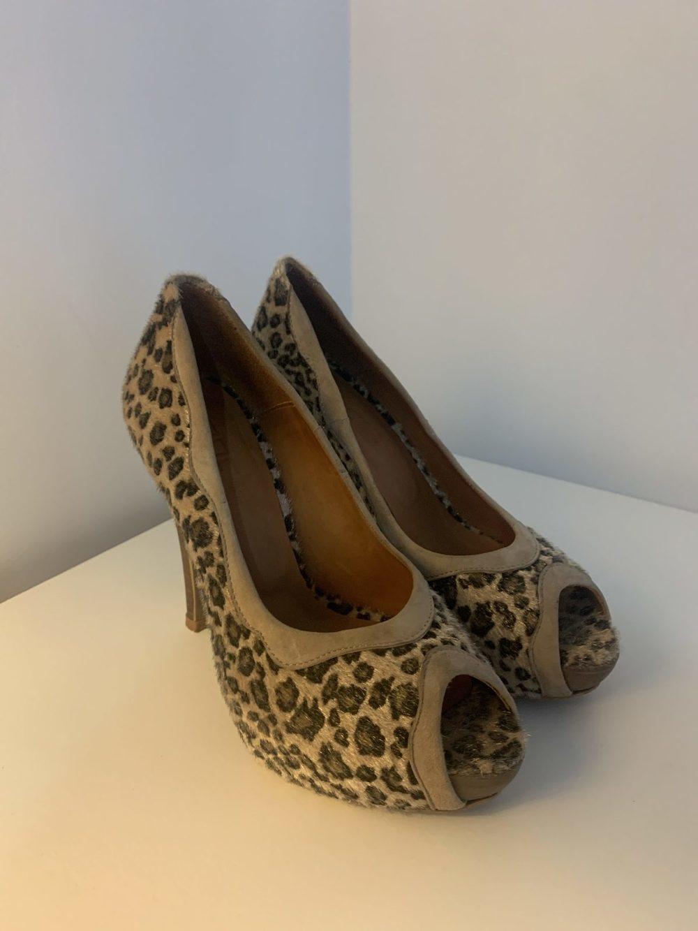 Sapatos 37 marca PROF 3